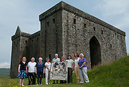 Border Reivers Panel @Hermitage Castle