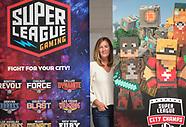 Ann Hand, chief executive of Super League Games