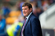 St Johnstone manager Tommy Wright during the Betfred Scottish Cup match between St Johnstone and Partick Thistle at McDiarmid Stadium, Perth, Scotland on 8 August 2017. Photo by Craig Doyle.