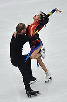 Madison CHOCK, Evan BATES USA <br /> Ice Dance Short Dance <br /> Milano 23/03/2018 Assago Forum <br /> Milano 2018 - ISU World Figure Skating Championships <br /> Foto Andrea Staccioli / Insidefoto