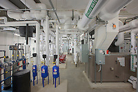 Data Center interior images at Fort Detrick in Frederick Maryland by Jeffrey Sauers of Commercial Photographics