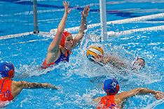 20200123 HUN: Semi Final European Water Polo Championship Netherlands - Russia, Budapest