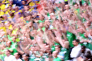 Zalgiris Kaunas tifosi<br /> CSKA Moscow - Zalgiris Kaunas<br /> Euroleague Final Four 2018 - Final 3 - 4 Place<br /> Euroleague 2017/2018<br /> Belgrade, 20/05/2018<br /> Foto M.Ceretti / Ciamillo-Castoria