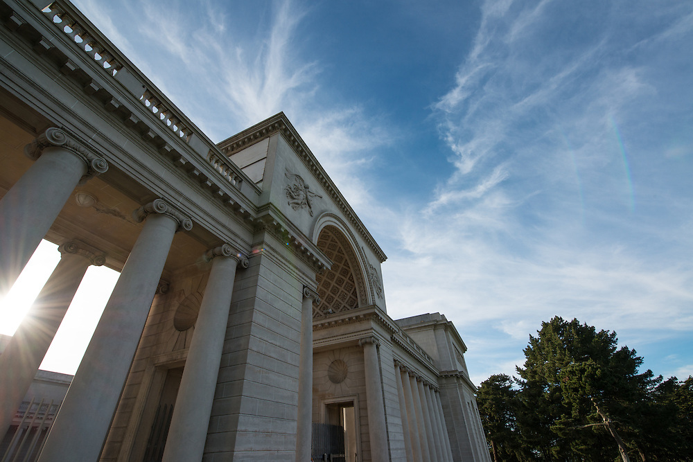 Scenic Views at Legion of Honor | February 25, 2015