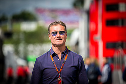 21.06.2015, Red Bull Ring, Spielberg, AUT, FIA, Formel 1, Grosser Preis von Österreich, Rennen, im Bild David Coulthard // during the Race of the Austrian Formula One Grand Prix at the Red Bull Ring in Spielberg, Austria, 2015/06/21, EXPA Pictures © 2015, PhotoCredit: EXPA/ Dominik Angerer