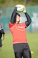 Japan Rugby Training, Brighton College 21 Apr 2015