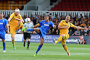 070913 Newport county v Mansfield Town