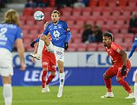 Fotball , 6. oktober 2019 , Eliteserien , Brann - Molde<br /> Bismar Acosta  , Brann<br /> Magnus Wolff Eikrem , Molde
