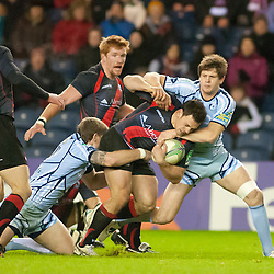 Edinburgh Rugby v Cardiff Blues | Heineken Cup | 16 December 2011