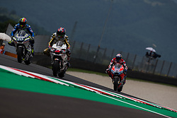 June 1, 2018 - Mugello, FI, Italy - Andrea Dovizioso of Ducati Team during the Free Practice 1 of the Oakley Grand Prix of Italy, at International  Circuit of Mugello, on June 01, 2018 in Mugello, Italy  (Credit Image: © Danilo Di Giovanni/NurPhoto via ZUMA Press)