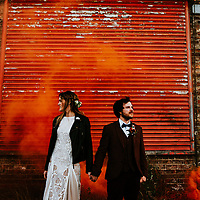 Hand in Hand for the World ~ Lewis & Stef's Spotted Ox, Tockwith, York Wedding