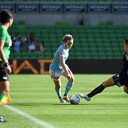 Melbourne City v Sydney,  W-League,  2 November 2018