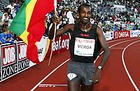 Friidrett, 4. juni 2010,  Diamond League , Bislett Games Oslo<br /> <br /> <br /> Jida Imane Merga , ETH, winner 5000 m