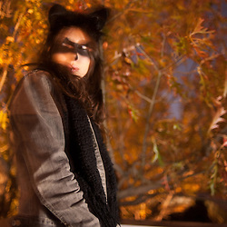 Washington, DC, November 6, 2010 - Racoon portrait shoot with Sara for FotoWeek DC: NightVisions: Portraits in the Night.  http://fotoweekdc.com/events/listing.aspx?id=532