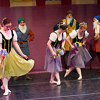 The Cecil Dance Theatre Presents Snow White at the Milburn Stone Theatre - Choreography by: Anya Ivanova-Bojko