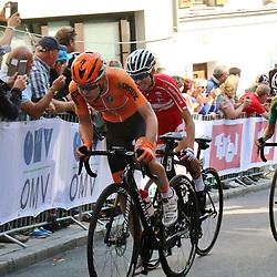 29-09-2018: WK wielrennen: weg vouwen: Innsbruck