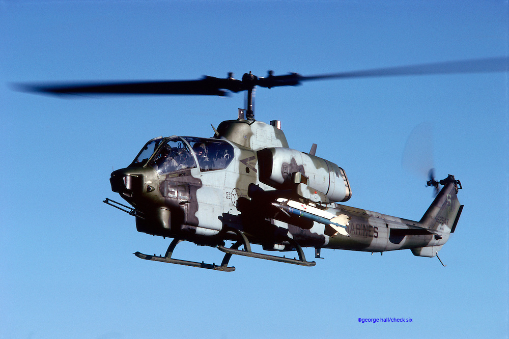 AH-1W Super Cobra Military AH1W
