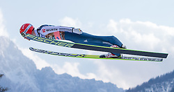 20.03.2015, Planica, Ratece, SLO, FIS Weltcup Ski Sprung, Planica, Finale, Skifliegen, im Bild Markus Eisenbichler (GER) //during the Ski Flying Individual Competition of the FIS Ski jumping Worldcup Cup finals at Planica in Ratece, Slovenia on 2015/03/20. EXPA Pictures © 2015, PhotoCredit: EXPA/ JFK
