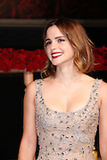 "SHANGHAI, CHINA - FEBRUARY 27: <br /> <br /> British actress Emma Watson attends the premiere of American director Bill Condon\'s film ""Beauty and the Beast\"" at Walt Disney Theatre on February 27, 2017 in Shanghai, China.<br /> ©Exclusivepix Media"