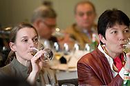 Miguel A. Torres , Weinverkostung in der Villa Kennedy in Frankfurt