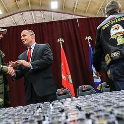 Vietnam Veterans Ceremony ROTC