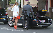 23.JULY.2014. ESSEX<br /> <br /> CODE - MAG<br /> <br /> CHLOE SIMS AND ELLIOT WRIGHT SEEN DRIVING THROUGH ESSEX IN THEIR NEW COBRA SPORTS CAR<br /> <br /> BYLINE: EDBIMAGEARCHIVE.CO.UK<br /> <br /> *THIS IMAGE IS STRICTLY FOR UK NEWSPAPERS AND MAGAZINES ONLY*<br /> *FOR WORLD WIDE SALES AND WEB USE PLEASE CONTACT EDBIMAGEARCHIVE - 0208 954 5968*