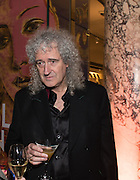 BRIAN MAY, Undressed: A Brief History of Underwear<br /> At the V&A , South Kensington. London. 13 April 2016