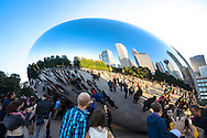 The Cloud Gate, Millennium Park