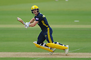 Jimmy Adams of Hampshire batting during the Royal London One Day Cup match between Hampshire County Cricket Club and Essex County Cricket Club at the Ageas Bowl, Southampton, United Kingdom on 23 May 2018. Picture by Dave Vokes.