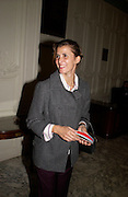 rosaria Saxe coburg, ( also known as Princess Rosaria of Bulgaria, Launch of 'Kids' by Mario Testino in aid of the Sargent Cancer Care For children, Dartmouth House, 20 October 2003. © Copyright Photograph by Dafydd Jones 66 Stockwell Park Rd. London SW9 0DA Tel 020 7733 0108 www.dafjones.com