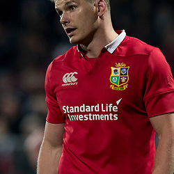Owen Farrell during game 3 of the British and Irish Lions 2017 Tour of New Zealand,The match between  Crusaders and British and Irish Lions, AMI Stadium, Christchurch, Saturday 10th June 2017<br /> (Photo by Kevin Booth Steve Haag Sports)<br /> <br /> Images for social media must have consent from Steve Haag