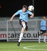 Calvin Colquhoun - Falkirk v Dundee, Under 20s Development League at Falkirk Stadium<br /> <br />  - &copy; David Young - www.davidyoungphoto.co.uk - email: davidyoungphoto@gmail.com