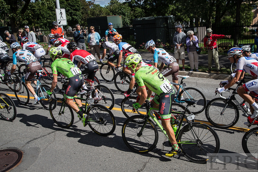 MONTREAL, QUEBEC, CANADA - SEPTEMBER 11:   The Grand Prix Cycliste de Montreal - Montreal on September 11, 2016 in Montreal, Quebec, Canada. (Photo by Jonathan Devich/Getty Images) *** LOCAL CAPTION ***
