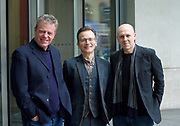 Andrew Marr Show <br /> arrivals<br /> BBC, Broadcasting House, London, Great Britain <br /> 19th March 2017 <br /> <br /> Madness arrives at the Andrew Marr show <br /> <br /> <br /> <br /> Photograph by Elliott Franks <br /> Image licensed to Elliott Franks Photography Services