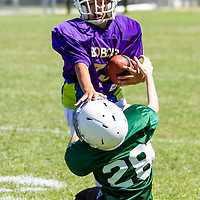 Berryville 5th & 6th Grade Mighty Mite vs. Yellville (09-12-15)