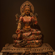 The Rubin Museum of Art is a dedicated to the collection, display, and preservation of the art and cultures of the Himalayas, India and neighboring regions, with a permanent collection focused particularly on Tibetan art.