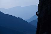Colorado cliff camping