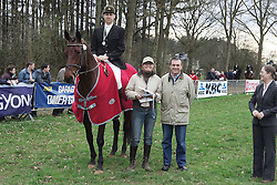 Mertens Juul - Qualite de St-George <br /> Nationaal kampioenschap eventing LRV <br /> Lummen 2006<br /> Photo &copy; Hippo Foto