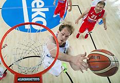 20150909 CRO: FIBA Europe Eurobasket 2015 Nederland - Kroatie, Zagreb