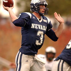 Nevada Football v. Hawaii (110505)