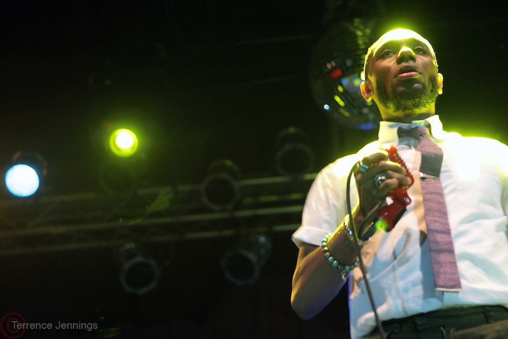 25 March 2011- New York, NY- Mos Def performs at The Annual National Black Writers Benefit Concert Produced by Jill Newman Productions held at Highline Ballroom on March 25, 2011 in New York City. Photo Credit: Terrence Jennings