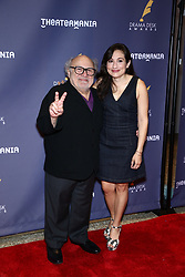 The 62nd Annual Drama Desk Awards Arrivals, Anita's Way, New York. 04 Jun 2017 Pictured: Danny Devito, Lucy Devito. Photo credit: John Nacion/MEGA TheMegaAgency.com +1 888 505 6342