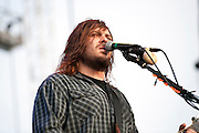 Seether performing at Carolina Rebellion at Metrolina Expo in Charlotte, NC on May 7, 2011