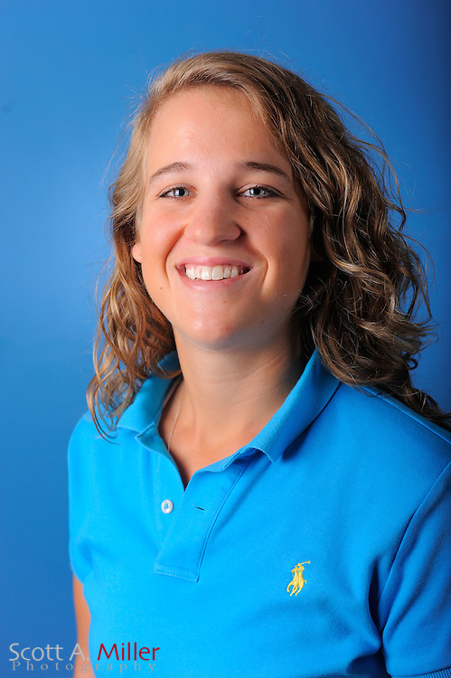 Lacey Agnew during a portrait session prior to the second stage of LPGA Qualifying School at the Plantation Golf and Country Club on Sept. 24, 2011 in Venice, FL...©2011 Scott A. Miller
