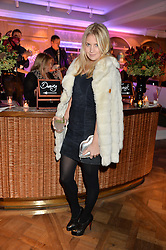 MARISSA MONTGOMERY at the Fortnum & Mason and Quintessentially Foundation Fayre of St.James's in association with The Crown Estate held at St.James's Church, Piccadilly followed but a reception at Fortnum & Mason, Piccadilly,London on 5th December 2013.