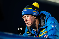 March 9, 2019 - –Stersund, Sweden - 190309 competes in the Men's 10 KM sprint during the IBU World Championships Biathlon on March 9, 2019 in Östersund..Photo: Johan Axelsson / BILDBYRÃ…N / Cop 245 (Credit Image: © Johan Axelsson/Bildbyran via ZUMA Press)