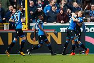 Club Brugge and STVV - 29 Oct 2017