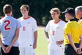 2013 Varsity Soccer vs LCA