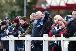 Bristol Rugby CEO Steve Gorvett watches the match - Rogan Thomson/JMP - 15/01/2017 - RUGBY UNION - Cleve RFC - Bristol, England - Bristol Ladies Rugby v Richmond WRFC - RFU Women's Premiership.
