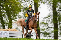 Sutherland Jef, BEL, Orchid's Bart<br /> Nationale finale AVEVE Eventing Cup voor Pony's - Maarkedal 2019<br /> © Hippo Foto - Dirk Caremans<br /> 27/04/2019